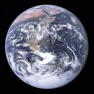 Jorda. Bilde fra Wikimedia Commons.